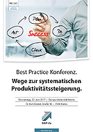 Best Practice-Konferenz am 22.06.2017