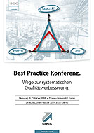 Best Practice-Konferenz am 09.10.2018