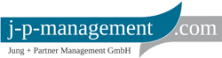 Jung + Partner Management Logo